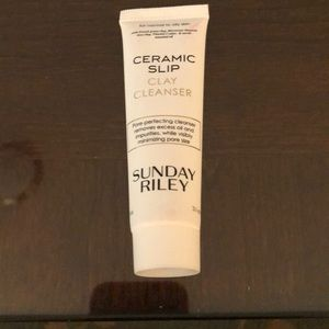 Other - Sunday Riley Ceramic Slip Clay Cleanser